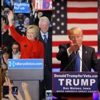 Caucus: Ted Cruz derrota a Donald Trump y Hillary empata con Sanders, abriendo una dura lucha por la candidatura presidencial