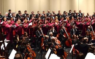 Foto: Coro Nacional del SODRE.