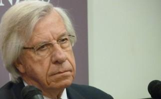 Danilo Astori, Ministro de economía y finanzas de la Repúiblica. Foto: MEF.