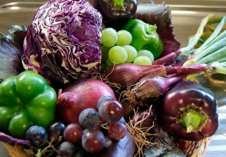 ¿Por qué es importante consumir frutas y verduras a diario?