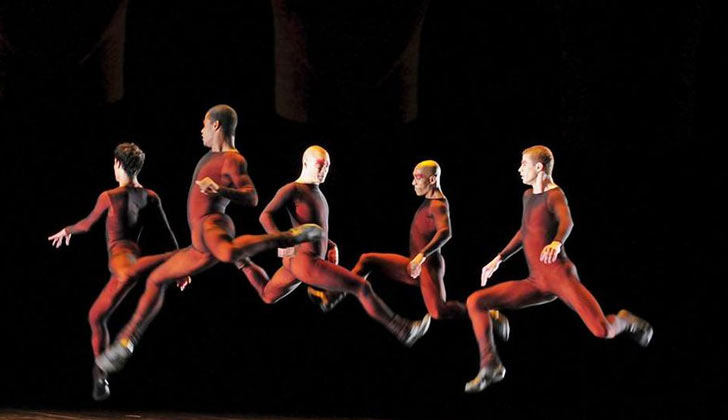 Corpo el grupo brasileño de danza contemporánea se presenta en el Auditorio Nacional Adela Reta entre el 19 y 21 de febrero