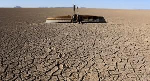 El segundo lago más extenso de Bolivia desaparece por sequía y cambio climático