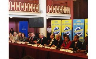Imagen de la reunión de los ministros de salud del Mercosur, además de Costa Rica y México. Foto: Mercosur.