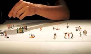 """""""Mi Gran Obra"""": la producción artística en miniatura de David Espinosa"""