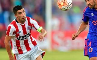 Michael Santos se sumará al Málaga a mitad de año. Foto: AFP