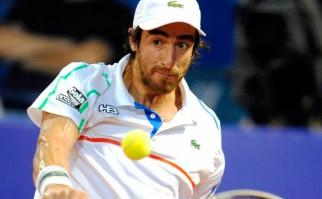 Cuevas debutó con triunfo en el Argentina Open