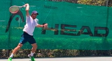 Cuevas avanzó a los cuartos de final del Argentina Open