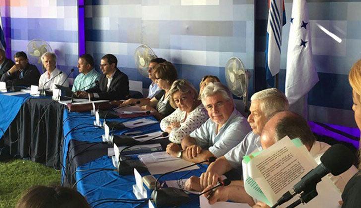 El Consejo de Ministros se trasladará a la localidad de Piedras Coloradas, Paysandú - LaRed21 (Comunicado de prensa) (Registro)