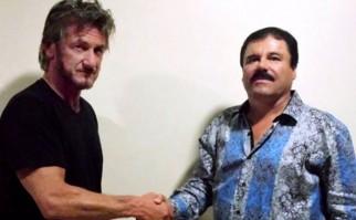 Kate del Castillo apareció en la palestra, desde que fungió como contacto entre Sean Penn y El Chapo. Foto: propiedad de la revista Rolling Stone.