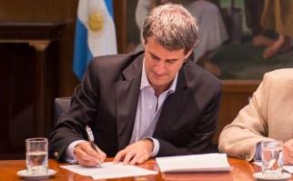 Alfonso Prat-Gay, Ministro de Hacienda y Finanzas Públicas de Argentina. Foto: Facebook.