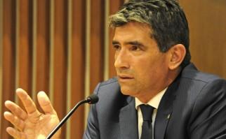 Raúl Sendic, Vicepresidente de la República. Foto: Presidencia del Uruguay.