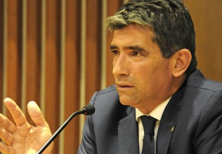 "Vicepresidente Raúl Sendic: remoción de autoridades de ANCAP ""es un profundo error"""