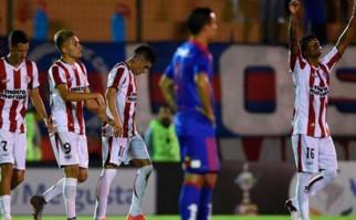 Así será el primer grupo de Copa Libertadores de River. Foto: AFP