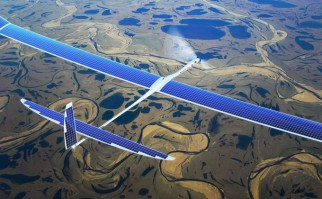 SkyBender: 5G será accesible a todo elmundo gracias al proyecto de drones solares de Google