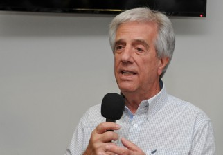 El presidente Tabaré Vázquez planteó un período de transición de dos meses en ANCAP