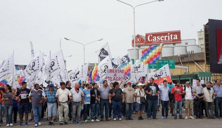 Tras bloqueo nacional por libertad de la sindicalista Milagro Sala, Gobierno advierte a futuras manifestaciones