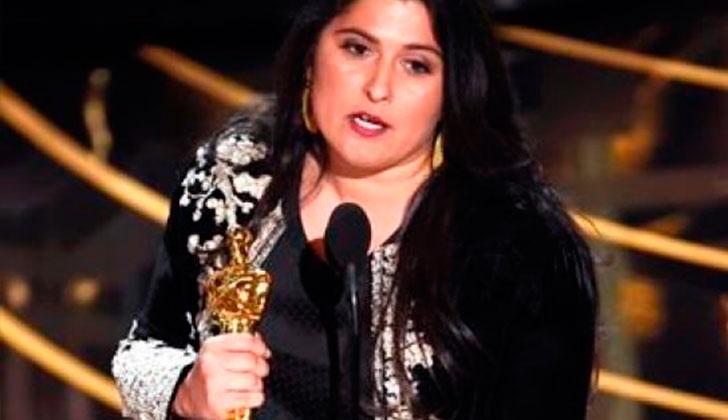 """""""A Girl in the River"""" se llevó el Oscar a mejor documental. Foto: AFP"""