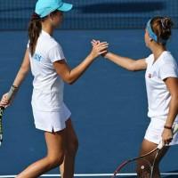 Uruguay venció a Bahamas en tenis femenino
