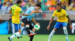 Brasil cambió el horario para recibir Uruguay por las Eliminatorias