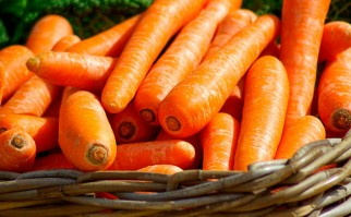 Beneficios de la zanahoria. Foto: Pixabay