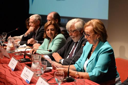 La ministra Muñoz referenció al eje que establece el acceso a una educación y cultura sin estereotipos de género