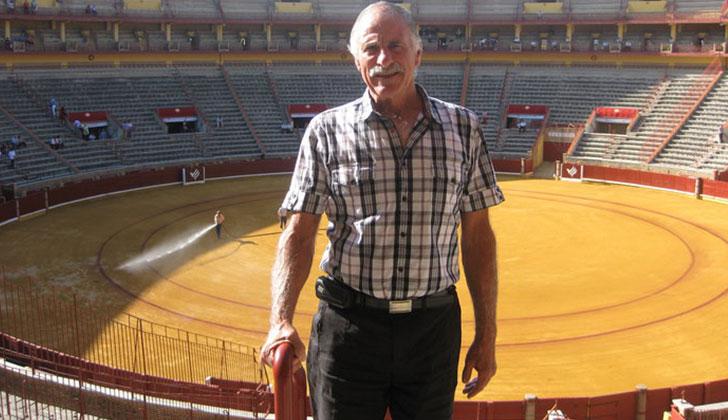 """Eduardo Urruty recorrerá el país en bicicleta a los 69 años para decir """"Sí al deporte , no a las drogas"""". Foto:http://www.radioriouruguay.com/"""