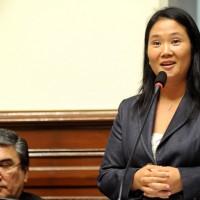 Keiko Fujimori: no hay pruebas para condenar a mi padre de crímenes de lesa humanidad