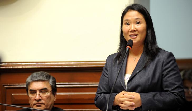 hija primogénita del ex Presidente de la República, Alberto Fujimori, y de la ex congresista y Primera Dama, Susana Higuchi. Foto: Wikimedia Commons.