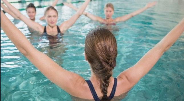 6c2d25033783 Conocés los beneficios de practicar hidrogimnasia y natación ...
