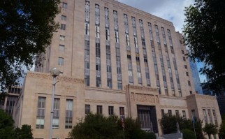 Edificio de la Corte de Justicia de Oklahoma. Foto: Wikimedia Commons.