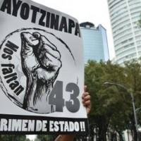 Denuncian falta de voluntad para investigar a altos funcionarios y miembros del Ejército mexicano sobre paradero de estudiantes de Ayotzinapa