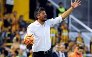 """Munúa:""""Quedé muy conforme con el rendimiento del equipo"""". Foto: EFE"""