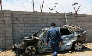 Más de 20 fallecidos y unas 40 personas heridos es el saldo de un ataque del Estado Islámico a un mercado de Irak. Foto: AFP