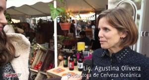 """Terminó la Feria Camino Verde: """"cada vez viene muchísima más gente y participan más productores"""""""