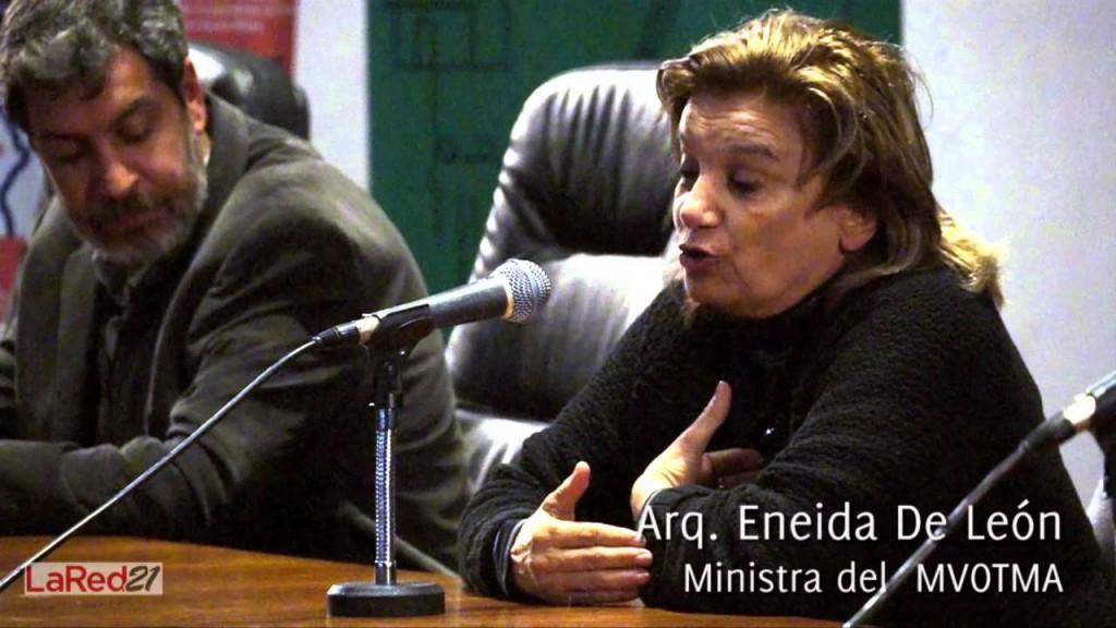 Ministra de Vivienda, Eneida de León, destacó al cooperativismo uruguayo como ejemplo de avance social y referente para la región y el mundo