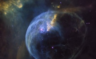 Foto: NASA / Hubble.
