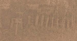 En Perú descubren un nuevo geoglifo entre las líneas del desierto de Nazca
