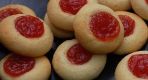 """Galletas: """"ojitos"""" caseros libres de gluten, ideales para acompañar el mate"""