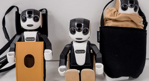 Quedan pocos días para el lanzamiento al mercado del primer robot teléfono del mundo