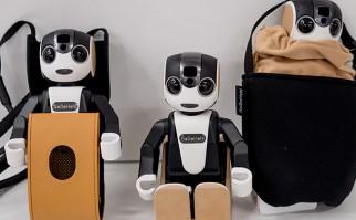 Quedan pocos días para el lanzamiento al mercado del primer robot teléfono del mundo. Foto: @SHARP_JP