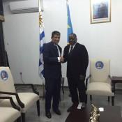 Raúl Sendic defiende los viajes al exterior porque son necesarios para promover el comercio
