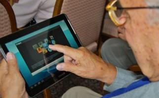 El Plan Ibirapitá entregó la tablet número 50.000 a jubilados de menores ingresos