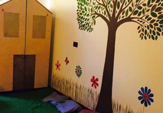 El primer jardín de infantes vegano abrió en Italia
