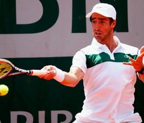 Buen inicio de Cuevas en Roland Garros