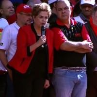 La presidenta de Brasil, Dilma Rousseff, analiza la posibilidad de adelantar las elecciones presidenciales