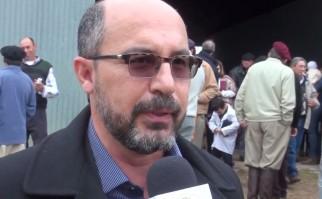 Walter Sosa, director de UTE. Foto: Intendencia de Artigas.
