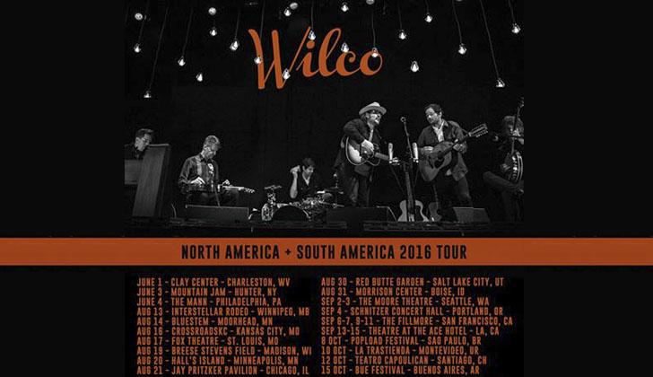 Confirmado: la banda estadounidense Wilco llega por primera vez a Uruguay