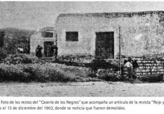El intendente de Montevideo Daniel Martínez y otras autoridades visitarán el Caserío de los Negros