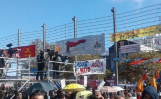 Foto: tomada de Twitter/ Plaza Independencia @P_Independencia.