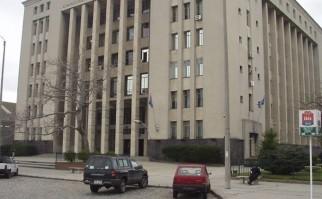 Edificio de la Administración Nacional de Puertos. Foto: ANP.